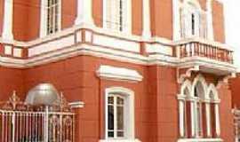 Agudos - Espa�o Hist�rico Pl�nio Machado Cardia Museu e casa de Cultura de Agudos foto olho d