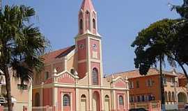 Agudos - Agudos-SP-Matriz de São Paulo Apóstolo-Foto:Vicente A. Queiroz
