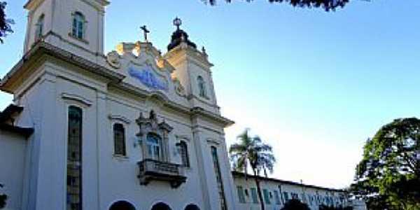Agudos-SP-Seminário Franciscano de Santo Antônio-Foto:j.mauricio garijo