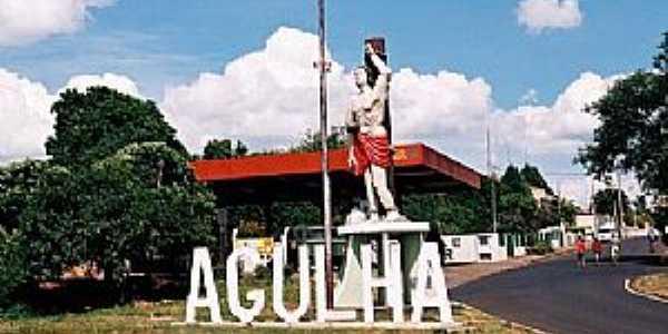 Imagens da localidade de Agulha - SP Distrito de Fernando Prestes - SP