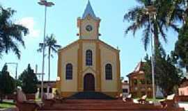 Alfredo Guedes - Igreja-Foto:João Wagner Bueno