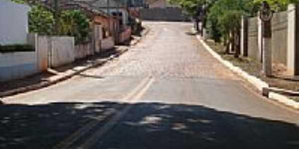 Chegando em Alfredo Guedes-Foto:João Wagner Bueno