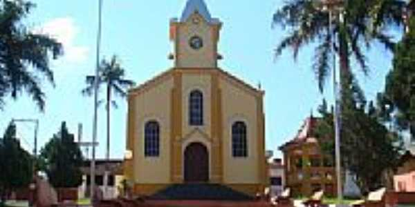 Igreja-Foto:João Wagner Bueno