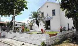 Olivença - Olivença-BA-Igreja de N.Sra.da Escada-Foto:Geraldo Moniz