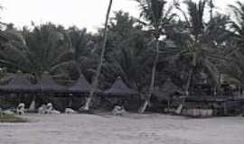Oliven�a - Oliven�a-BA-Quiosques na orla da Praia-Foto:kkesley
