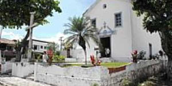 Olivença-BA-Igreja de N.Sra.da Escada-Foto:Geraldo Moniz