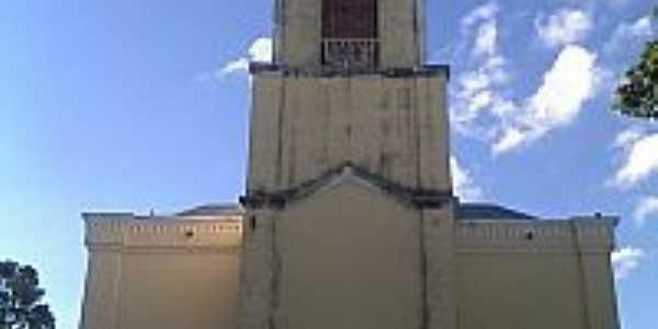 Igreja Matriz de Alfredo Marcondes foto Profjcesar.ms