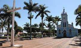 Altair - Altair-SP-Cruzeiro na Praça da Matriz-Foto:gustavo_asciutti