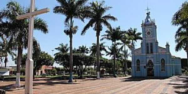 Altair-SP-Cruzeiro na Praça da Matriz-Foto:gustavo_asciutti
