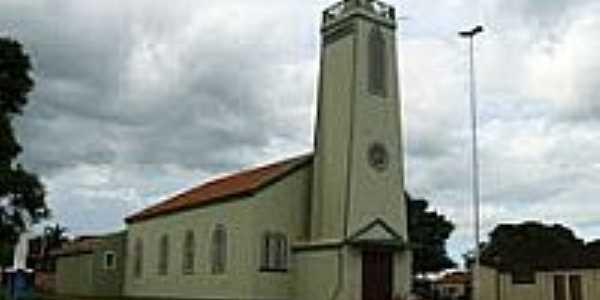 Igreja de São Sebastião em Alto Porã-Foto:Altemiro Olinto Cris…