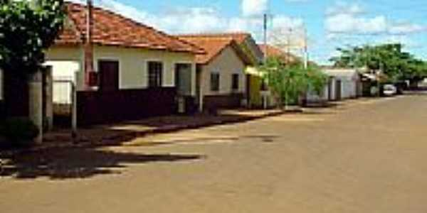 Rua em Alto Porã-Foto:JRicardoBCunha