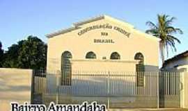 Amandaba - Amandaba-SP-Igreja da CCB em Amandaba-Foto:www.canticosccb.com.br