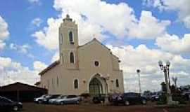 Americana - Americana-SP-Igreja em Carioba,Distrito de Americana-Foto:Alexandre Chieus