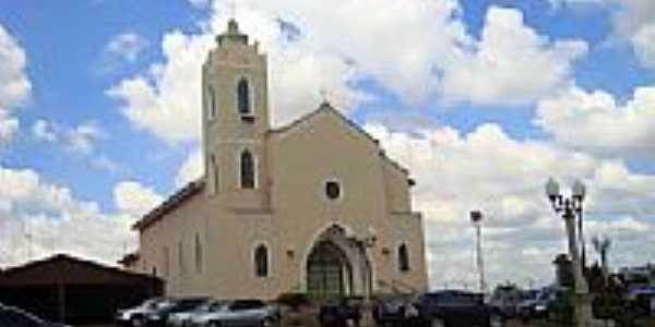 Americana-SP-Igreja em Carioba,Distrito de Americana-Foto:Alexandre Chieus