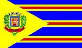 Américo Brasiliense - Bandeira do Municipío