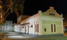 Amparo - Amparo-SP-Antiga Estação Ferroviária-Foto:www.amparo.sp.gov.br