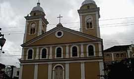 Amparo - Amparo-SP-Igreja de São Benedito-Foto:Zekinha