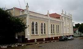 """Amparo - Amparo-SP-Museu Histórico e Pedagógico""""Bernardino de Campos""""-Foto:Zekinha"""