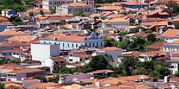 Amparo-SP-Vista parcial da cidade-Foto:www.amparo.sp.gov.br