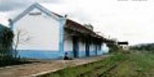 A estação de Ana Dias em 08/2003-Foto:Adriano Martins