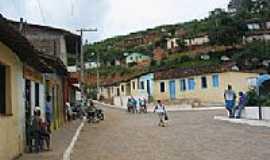 Oriente Novo - Oriente Novo-BA-Centro da cidade-Foto:zeniltonmeira.blogspot.com.br