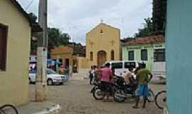 Oriente Novo - Oriente Novo-BA-Igreja Católica-Foto:zeniltonmeira.blogspot.com.br