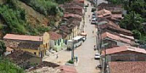Oriente Novo-BA-Centro Comercial-Foto:zeniltonmeira.blogspot.com.br