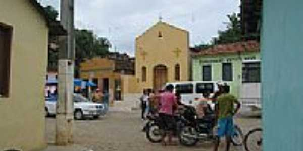 Oriente Novo-BA-Igreja Católica-Foto:zeniltonmeira.blogspot.com.br