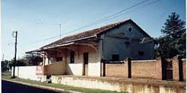 Andes-SP-Antiga Estação Ferroviária-Foto:www.esquentacidade.com