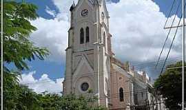 Angatuba - Igreja Matriz de Angatuba / SP - Foto: F�bio Barros