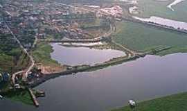 Anhembi - Vista aérea da cidade