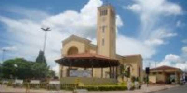 Igreja Matriz de Anhembi, Por Edemar Carlos Hebling SJCampos SP