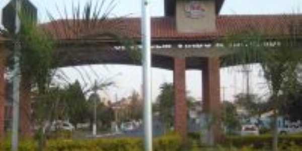 entrada principal da cidade de anhembi, Por jhefferson kardozzo