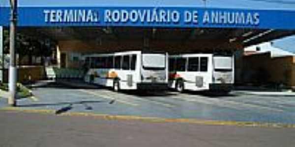 Terminal Rodoviário-Foto:Lucas Souza