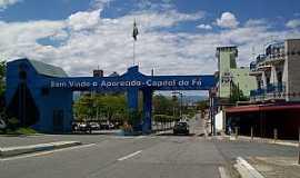 Aparecida - Aparecida-SP-Pórtico de entrada da cidade-Foto:Carlos Maniçoba
