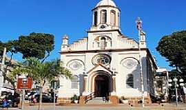 Aparecida - Pontos turísticos de Aparecida - Igreja de São Benedito