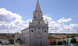 Jacaré dos Homens - Matriz de Santo Antonio de Pádua-Foto:Vicente A. Queiroz