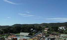 Apiaí - Apiaí-SP-Vista parcial do centro-Foto:Pedro Henrique Slompo