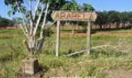 Arabela - Local da antiga Estação Ferroviária de Arabela-Foto:Marcelo Braguini Ferreira