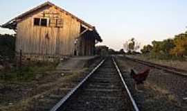 Aracaçu - Estação Ferroviária-Foto:Hermélio Moraes