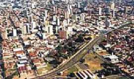 Araçatuba - Vista Aérea da Cidade