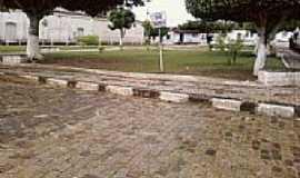 Ouriçangas - Praça em Ouriçangas-Foto:M.Sll