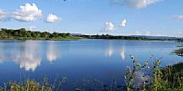 Lagoa de Ouriçangas-Foto:Paulo F. S. Araujo