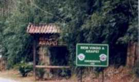 Arapeí - Chegando a Arapeí, Por jiovanhe santana