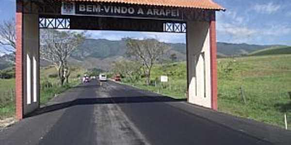 Imagens da cidade de Arapeí - SP
