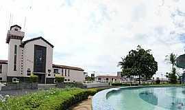 Araraquara - DAAE - Estação de Tratamento - Fonte Luminosa Foto de Araraquara 360 graus