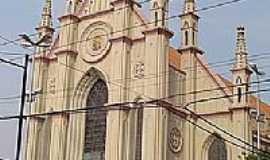 Araraquara - Igreja da Santa Cruz-Foto:Jos� Ricardo da Silv�
