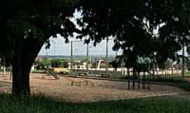 Araraquara - Praça do Jardim Imperador em Araraquara-Foto:PatyPeceguiniViana