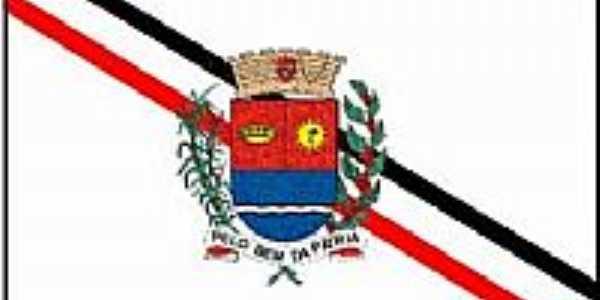 Bandeira da cidade de Araras-SP
