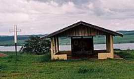 Arealva - Arealva-SP-Capela na beira do Rio Tietê-Foto:Zekinha